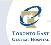 Toronto East General Hospital